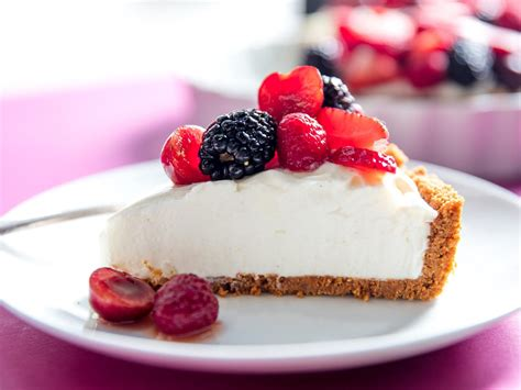 easy no bake cheesecake recipe serious eats