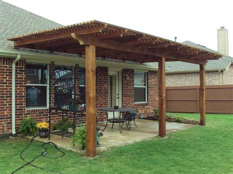basic patio arbor transforms patio hundt patio covers