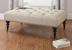 Tufted coffee table for elegance creativity and luxury for Luxurious tufted coffee table