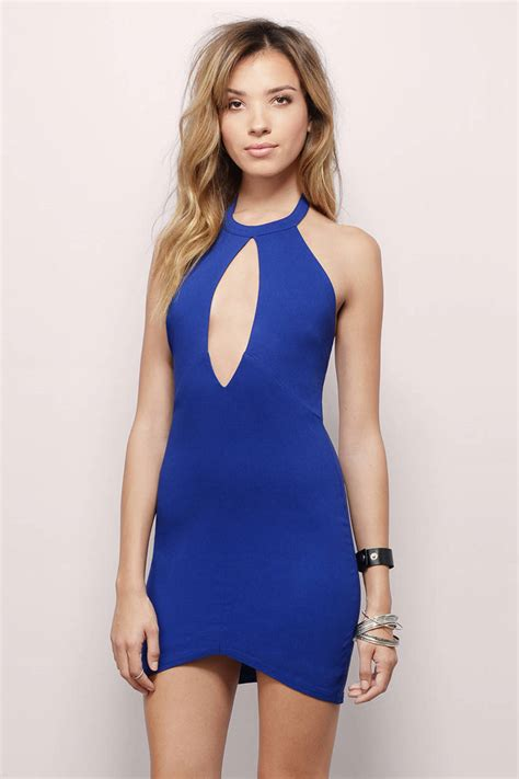 Glamorous Club Dresses Looks - careyfashion.com