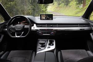 Audi Q7 Interieur : essai vid o audi q7 revitalis ~ Nature-et-papiers.com Idées de Décoration