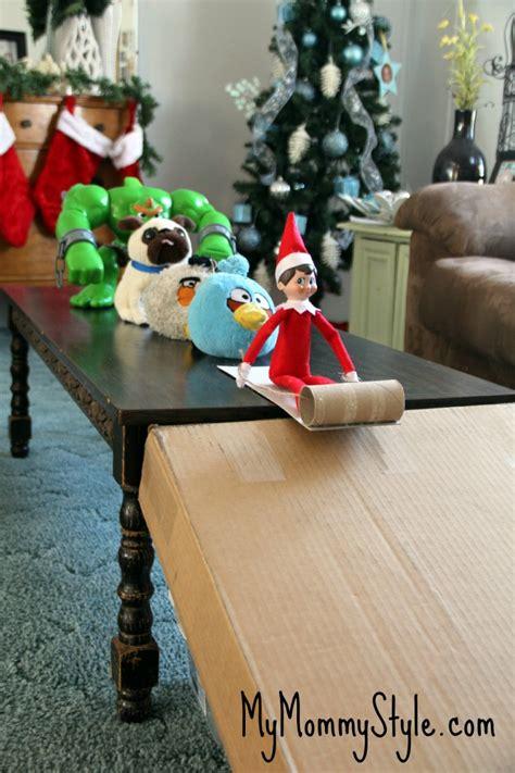 fun elf   shelf ideas  mommy style