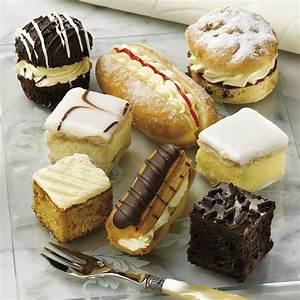 Mini Dairy Cream Cake Assortment - Thaw & Serve