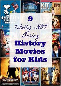 9 Totally NOT Boring History Movies for Kids | All Things ...