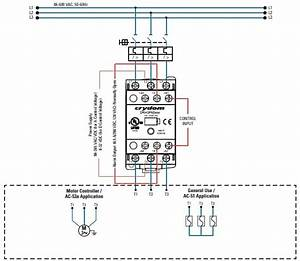 Drh Ac Out Solid State Din Rail Contactors