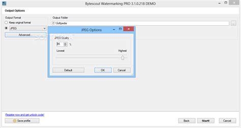 Bytescout Watermarking Pro Download