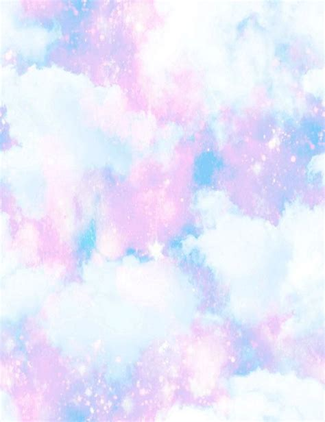 unicorn clouds  baby birthday photography backdrop