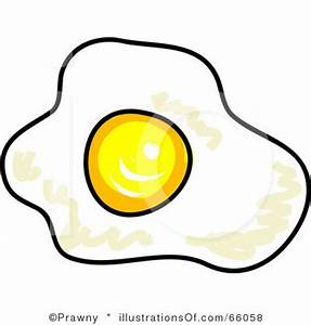 Fried Egg Clipart Black And White | Clipart Panda - Free ...