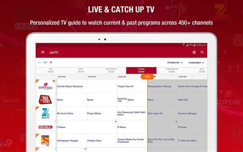 jiotv live sports shows android apps on play
