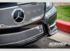 CLS 550 Gets Strut Grille and 20inch Gianelle Rims