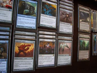 Artifact Deck Magic Duels by Mtg Realm Post M11 Artifact Deck