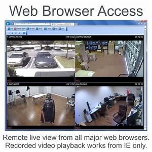 Hd Hidden Security Camera System