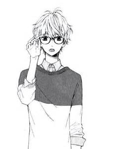 Drawing Manga Anime Boy