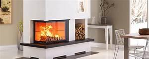 Cheminée à Bois : cheminee insert ~ Premium-room.com Idées de Décoration