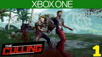 culling xbox  brand  pvp survival game hunger