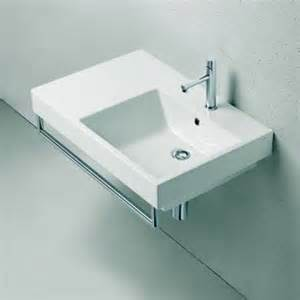 Duravit Sinks And Vanities by Catalano Domino Wall Mount Sink Roman Bath
