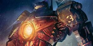 Gipsy Danger is the latest Pacific Rim Jaeger poster ...
