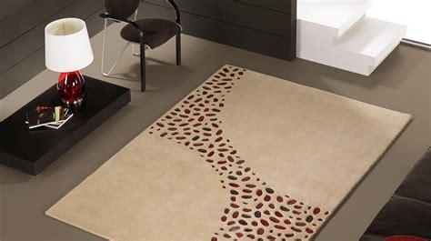 tapis design en et peaux tapis haut de gamme