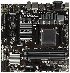 Gigabyte Am3  Amd Ddr3 1333 760g Hdmi Usb 3 0 Micro Atx