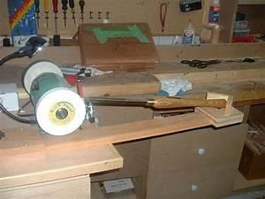 Gouge De Tournage : atelier et outils ~ Premium-room.com Idées de Décoration