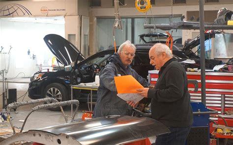 central body works complete auto repair body shop everett wa