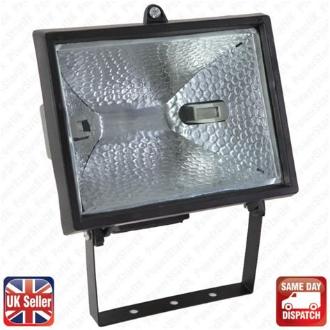 flood outdoor lighting garden halogen security work