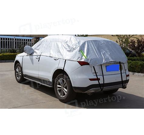 housse de voiture universelle en aluminium