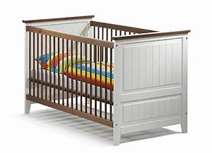 Babybett Weiß Holz : massivholz babybett kinderbett juniorbett wei honig kiefer massiv holz ~ Indierocktalk.com Haus und Dekorationen
