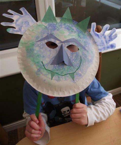 diy halloween mask crafts  kids