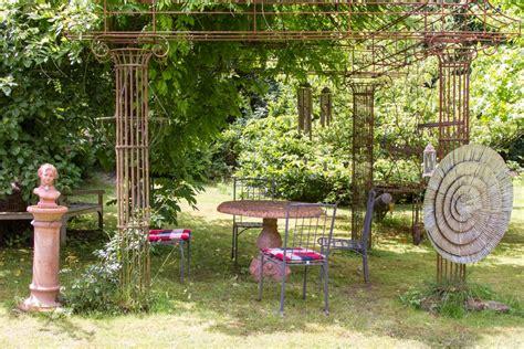 Sitzplätze Im Garten  Goronzi Gartentraum