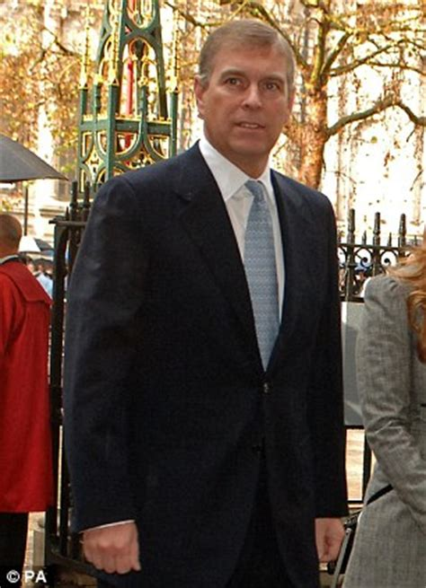 Prince Andrew is guest of honour for Jeffrey Epstein's ...