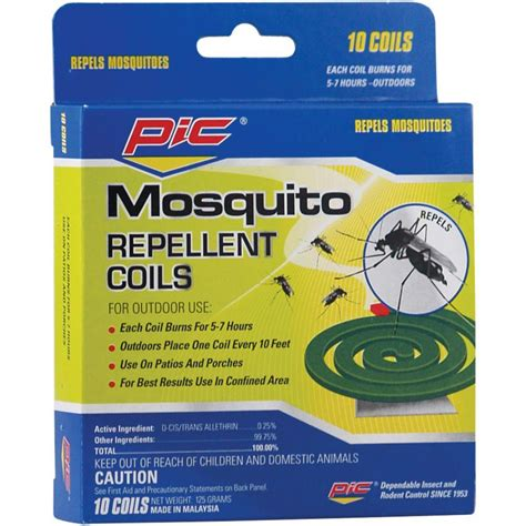 best mosquito repellent for home pic 10 mosquito repellent coils 3 pack 814103023145 the home depot