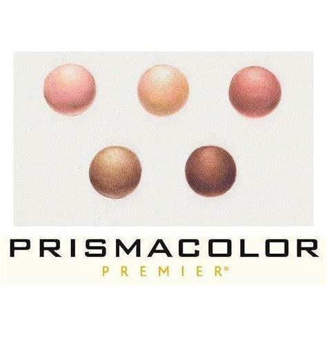 prismacolor skin tone colored pencils prismacolor premier coloured pencils set of 14