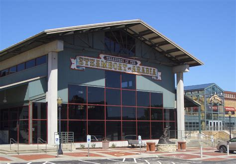 Steamboat Museum by File Steamboat Arabia Museum 1 Jpg