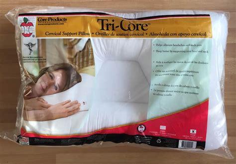 Tri-core Cervical Pillow Review