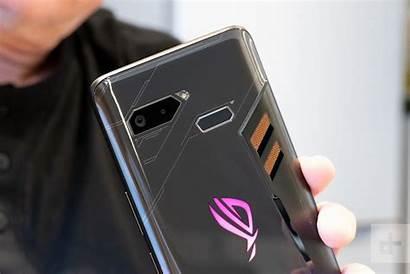 Rog Phone Asus Camera Gamer Republic Cell
