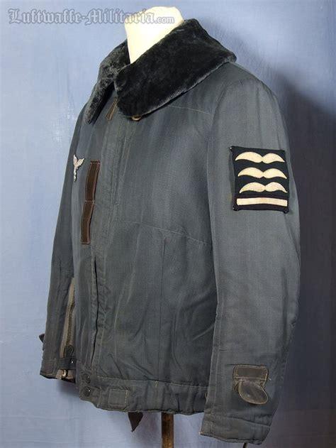 luftwaffe heated flight jacket   hauptmann
