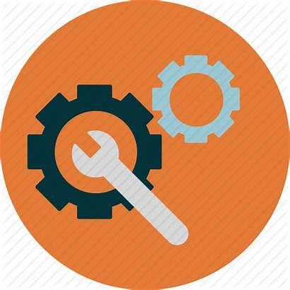 Icon Progress Optimization Functionality Icons Management Flat