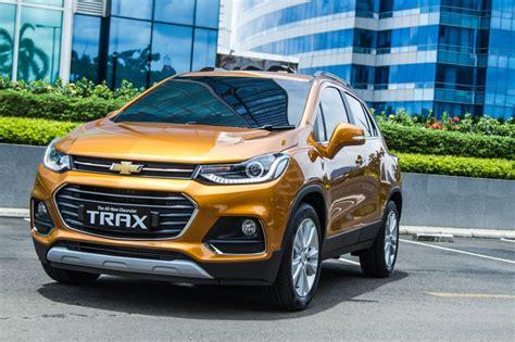 Modifikasi Chevrolet Trax by Chevrolet Luncurkan Trax Dengan Ubahan Facelift Okezone