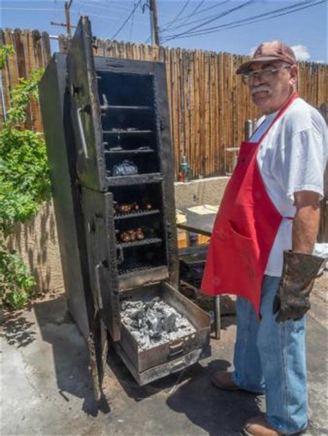 Dc Backyard Bbq by The Owner With His Smoker Picture Of Dc S