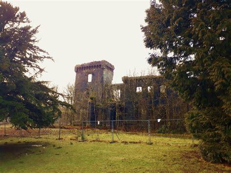 craigend castle mugdock country park life  gibbers