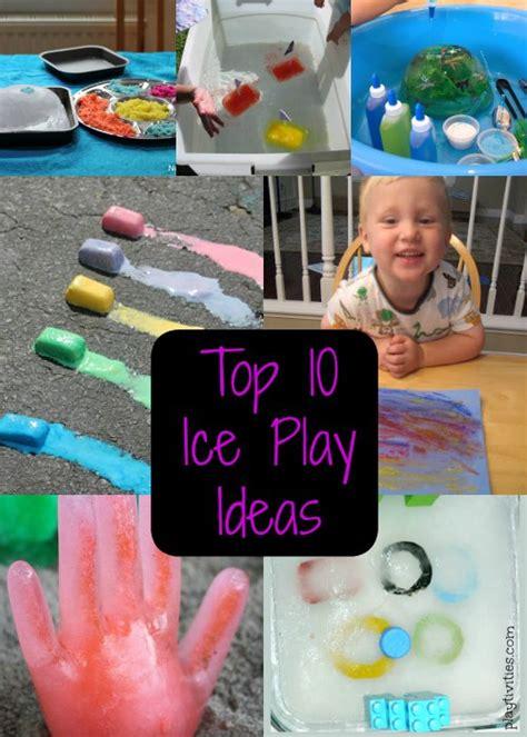 Top 10 Summer Sanity Saving Ice Play Ideas