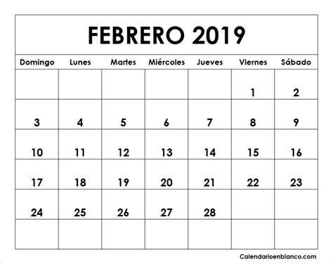Calendario 2019 Para Imprimir Por Meses 26903 Sellcvv Co