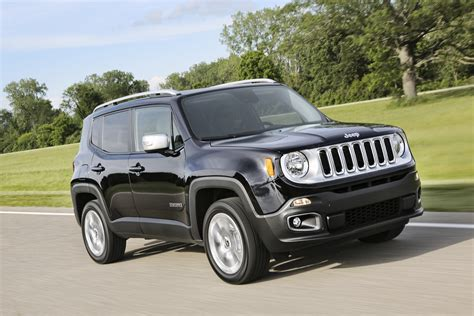 Jeep Car : Nissan Juke Vs. Jeep Renegade