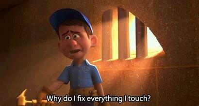 Ralph Wreck Fix Felix Everything Why Quotes