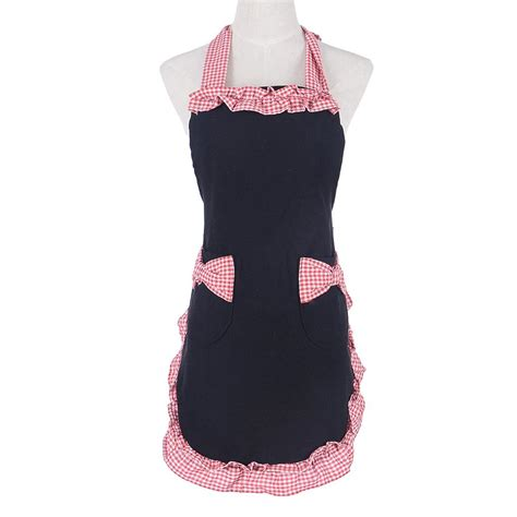 Girly Kitchen Aprons by Retro Antifouling Cotton Kitchen Aprons For