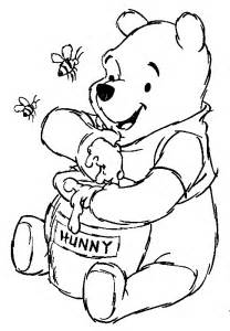 winnie the pooh coloring page search