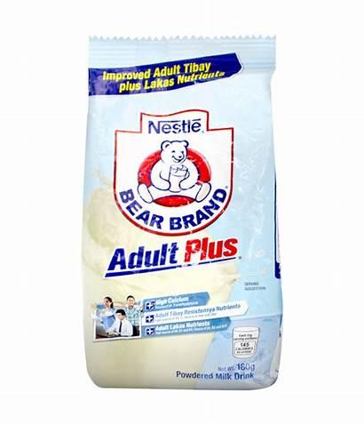 Bear Brand Adult Plus 180g Powder 1kg