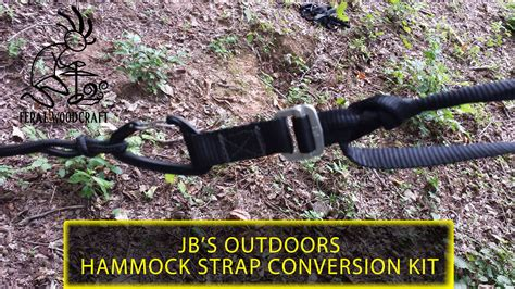 Hennessy Hammock Straps by Jb S Outdoors Supply Hammock Conversion Kit