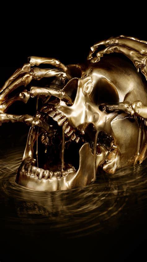 wallpaper skull horror black sails   creative